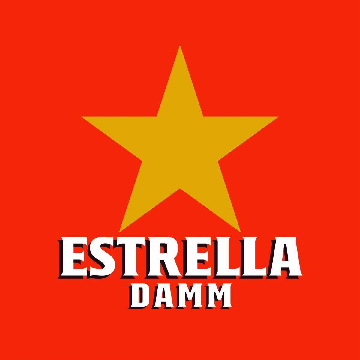 Logo Estrella Damm grande
