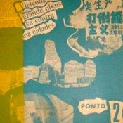 Revista Ponto 2, 1968. Tapa. Archivo Poema/Processo (Neide de Sá), Rio de Janeiro.