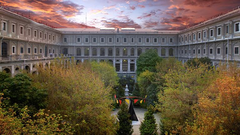 Jardín | Museo Nacional Centro de Arte Reina Sofía