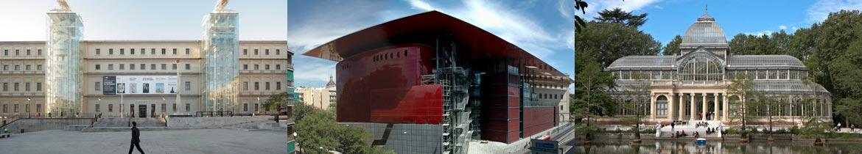 Sedes del Museo Reina Sofía