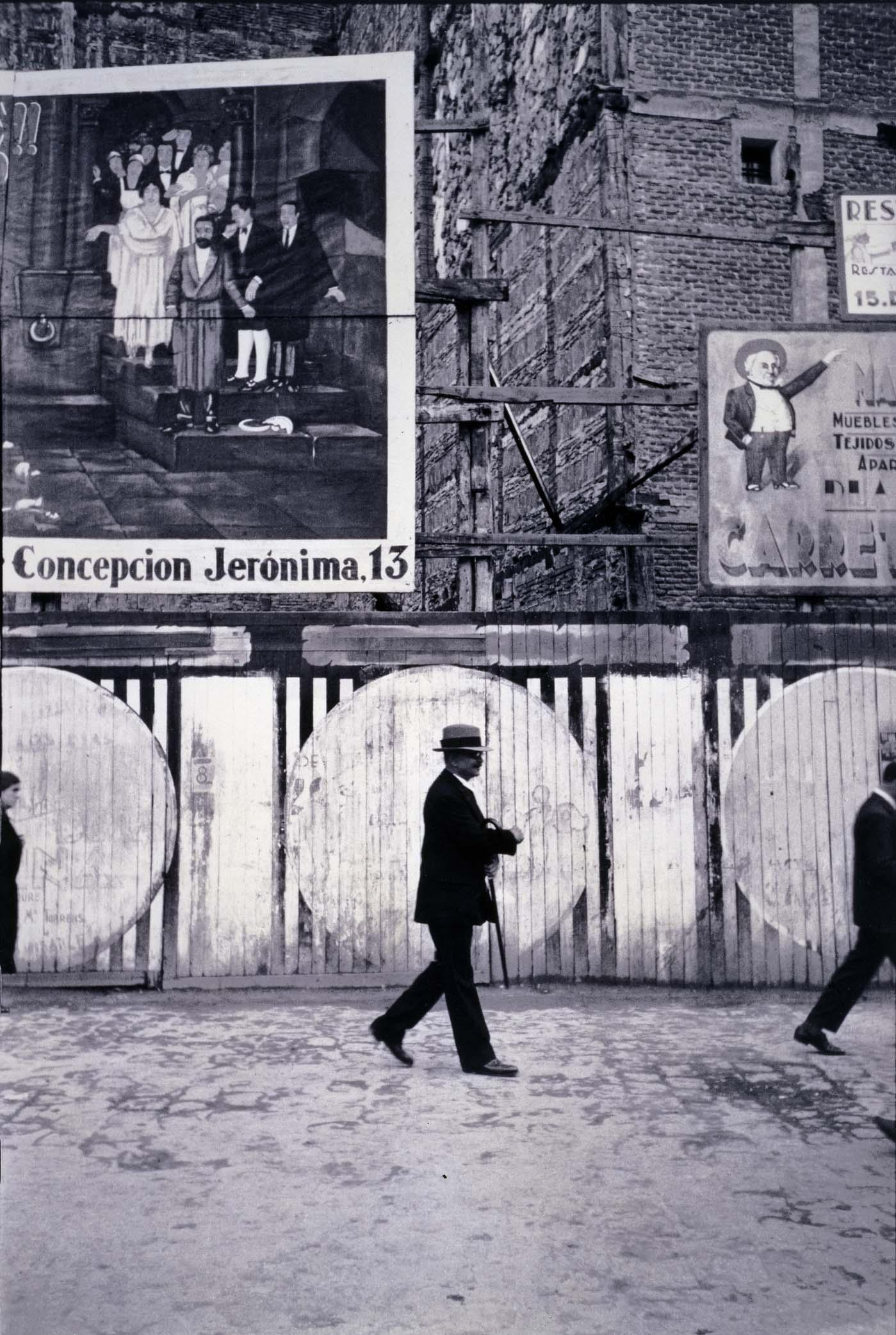 Henri Cartier-Bresson - Madrid