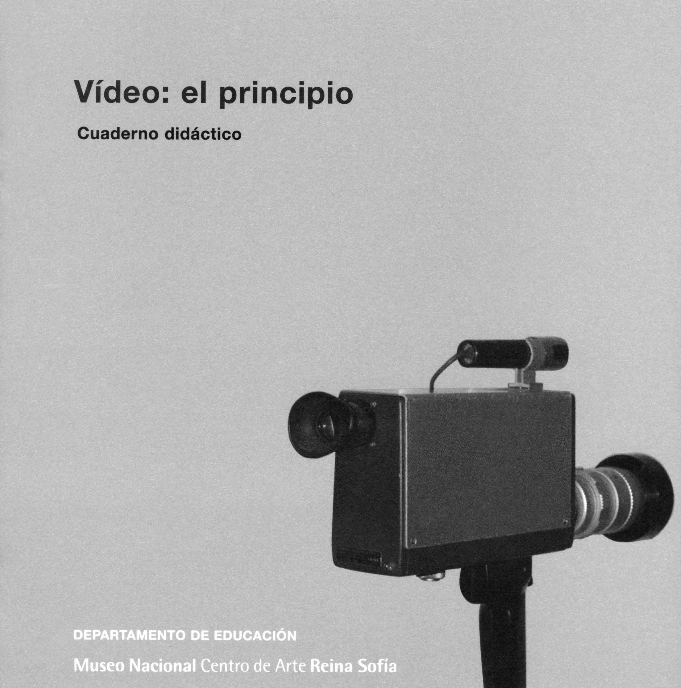 Vídeo: el principio, 2006