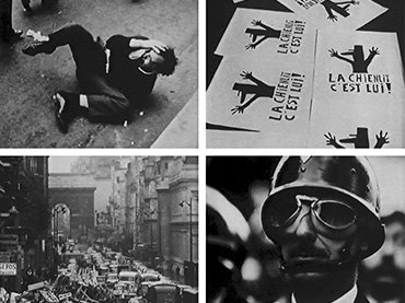 Cinétracts (Cinepanfletos), Película, 1968