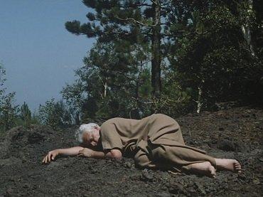 Jean-Marie Straub y Danièle Huillet. Schwarze Sünde (Pecado negro). Película, 1989