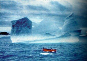 Robert Cahen. Voyage d'hiver, 1993