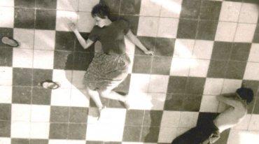 Glauber Rocha. O Patio, 1958