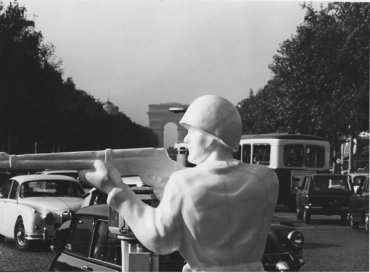 Antoni Miralda y Benett Rossell. París, La Cumparsita, 1972