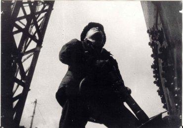 Joris Ivens. Komsomolsk, 1932. 35 mm. Film