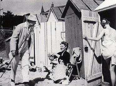 Jacques Tati. Les vacances de Monsieur Hulot (Las vacaciones del señor Hulot) 1953, VOSE, b/n, 95'