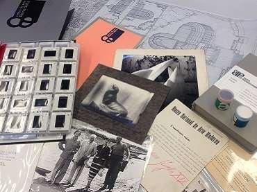 Documentos del archivo del Museo Reina Sofía