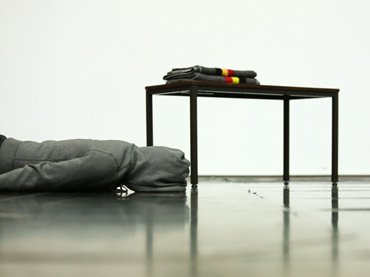 Vicente Colomar Black Noise. Foto: Tina Declerk