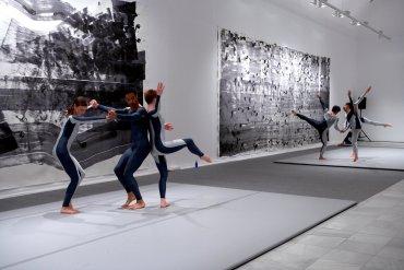 Imagen del espectáculo de danza