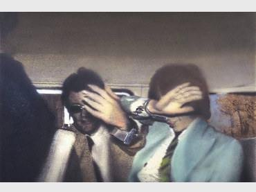 Richard Hamilton. Swingeing London 67. Lithography, 1968-69. © R. Hamilton. All Rights Reserved, VEGAP, Madrid, 2014