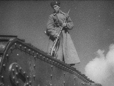 imagen de Efim Dzigan. Los marinos de Kronstadt (My iz Kronshtadta), 1936. Copia procedente de Arkeion Films, Francia. Derechos cortesía de Mosfilm Cinema