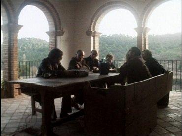 Pere Portabella. El sopar. Film, 1974
