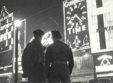 Alain Tanner y Claude Goretta. Nice Time. Película 16 mm, 1957