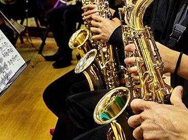 Grupo de Saxofones del RCSMM