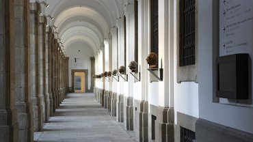Image of First Floor Cloister, Museo Reina Sofía