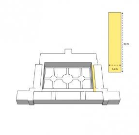 Third Floor Cloister plan
