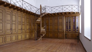 Image of Sabatini Protocol Room, Museo Reina Sofía