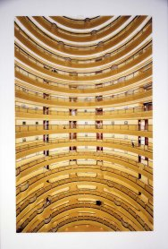 Andreas Gursky. Shanghai, 2000. Photography. Museo Nacional Centro de Arte Reina Sofía Collection, Madrid