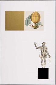 Gustavo Torner de la Fuente. Sin título, Vesalio, el cielo, las geometrías y el mar, 1964-1966. Graphic art. Museo Nacional Centro de Arte Reina Sofía Collection, Madrid