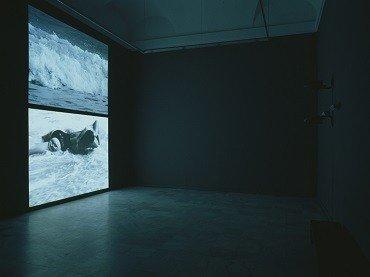 Exhibition view. Burt Barr. Obra reciente, 2002