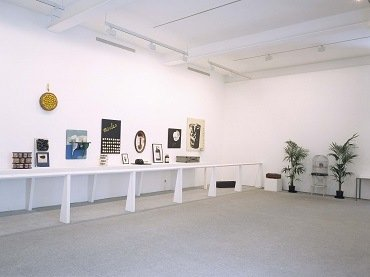 Exhibition view. Marcel Broodthaers, 1992