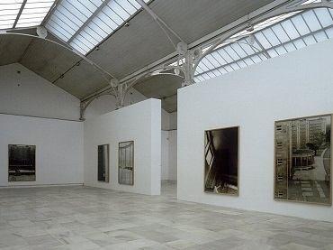 Exhibition view. Günther Förg, 1998