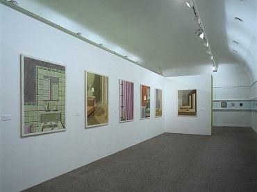 Exhibition view. Pierre Le-Tan, 2004