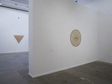 Vista de sala de la exposición. Ana Prada, 1995