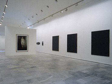 Exhibition view. Gerhard Richter, 1994