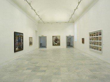 Exhibition view. Diego Rivera. Retrospective, 1987