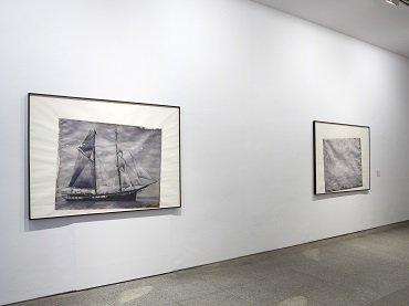 Exhibition view. Figure 3. Paul Sietsema, 2009