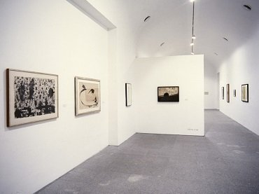 Exhibition view. Mark Tobey, 1997