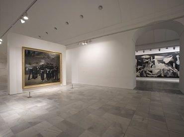 Exhibition view. Picasso. Tradición y vanguardia, 2006