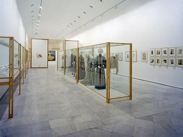 Exhibition view. Viena 1900, 1993
