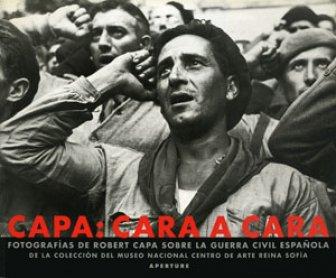 Capa, cara a cara: Fotografías de Robert Capa sobre la Guerra Civil Española de la colección del Mus