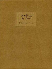 Cuadernos de París. José Gutiérrez Solana