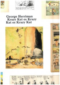 Georges Herriman. Krazy Kat es Krazy Kat es Krazy Kat