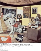 Richard Hamilton. Just what is it that makes today's homes so different, so appealing?, 1956 (1992)