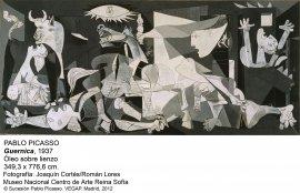 Pablo Picasso. Guernica, 1937