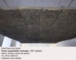 Cristina Iglesias. Sin título (Venecia II), 1993