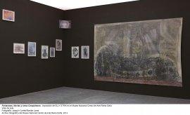 Elly Strik. Fantasmas, novias y otros compañeros, vista de sala / gallery view (imagen 5)