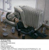 Tetsuya Ishida. Invernadero, 2003