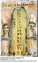 Nancy Spero.  Disidanzas(imagen 07)