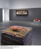 imagen de taller sobre la exposición Rosemarie Trockel
