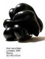 Ana Laura Aláez, La bestia, 2009