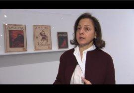 Declaraciones de la comisaria de la muestra, Natalia Majluf