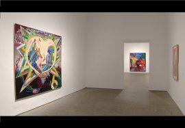 Imágenes (brutos) de la exposición de Patricia Gadea, Atomic-Circus